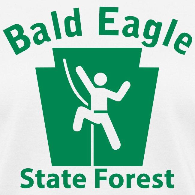 Bald Eagle State Forest Keystone Climber
