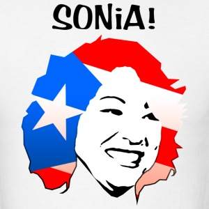 Sonia Sotomayor Tee - Men's T-Shirt