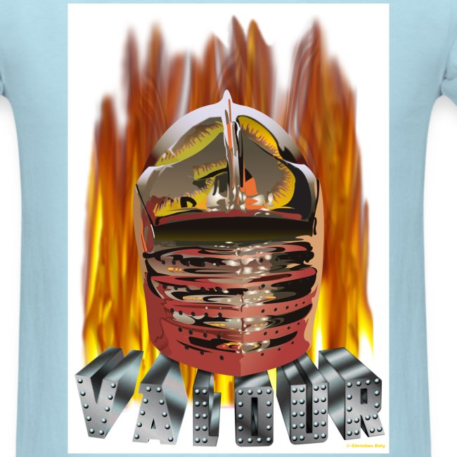 Valour and Fire Value T-shirt