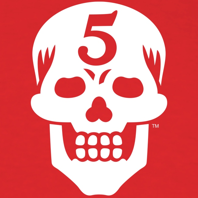 Operator 5 Skull Tee (M)