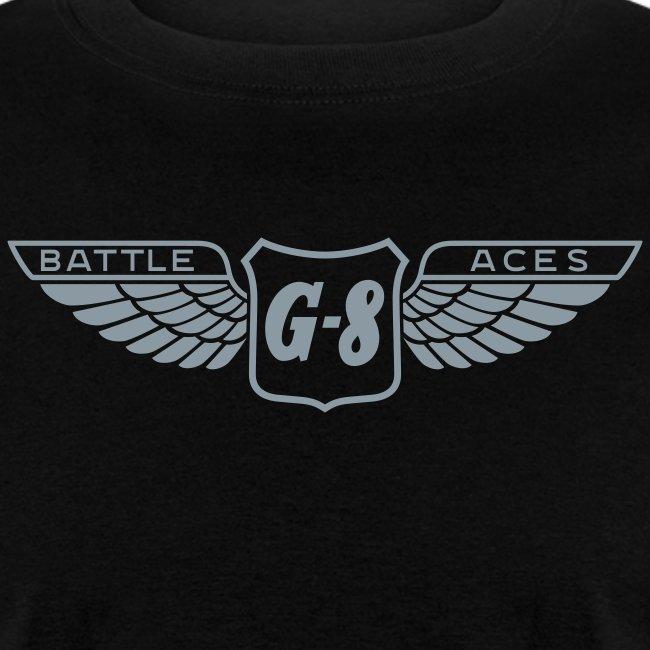G-8 Wings Metallic Tee (M)