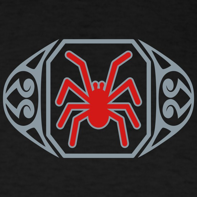 The Spider Ring Metallic Tee (M)