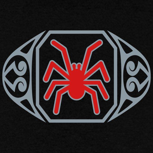 The Spider Ring Metallic Tee (M)