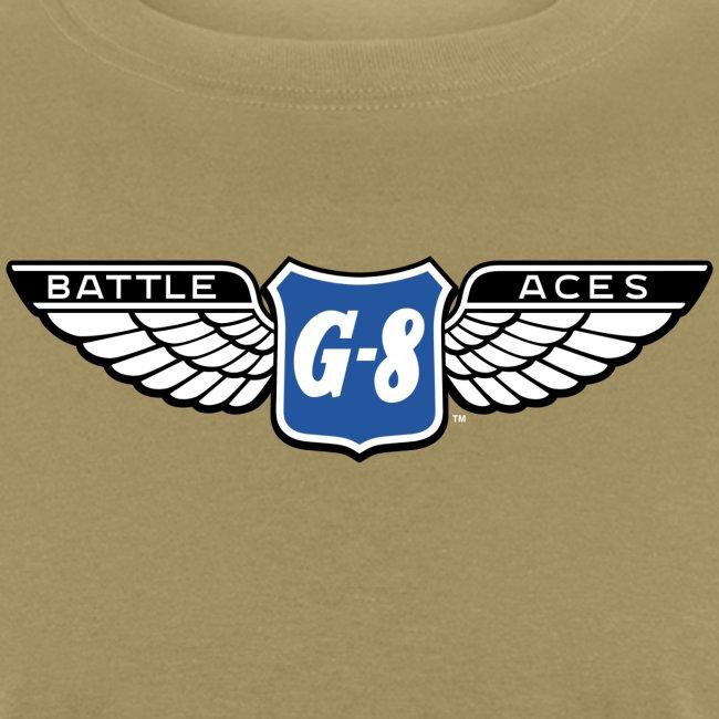G-8 Wings Tee (M)