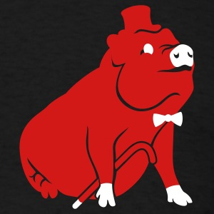 Sir Pig T-Shirts - Men's T-Shirt
