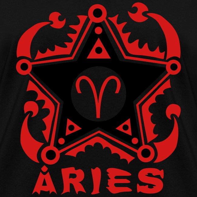 Unique Zodiac Fashion Design Aries Zodiac Sign Unique Astrology