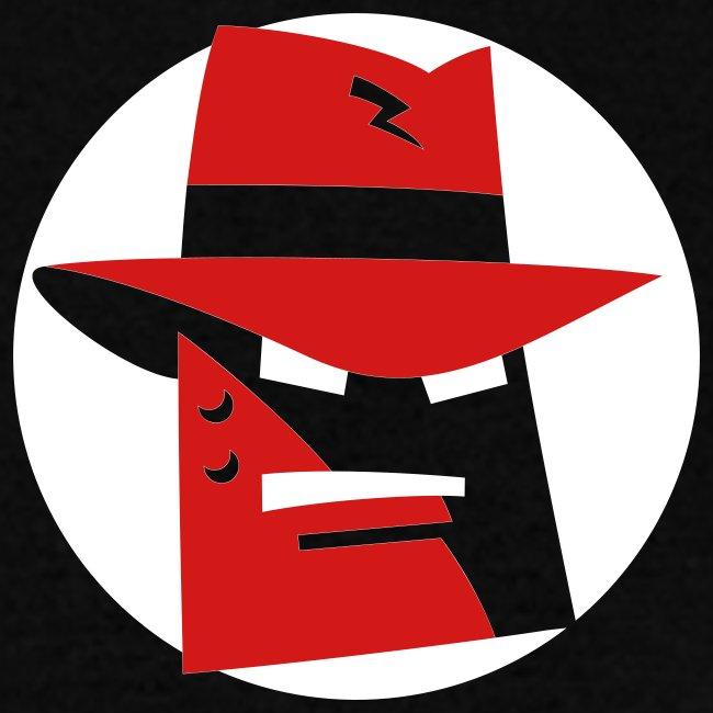 Robot Gangster Black Tee (M)