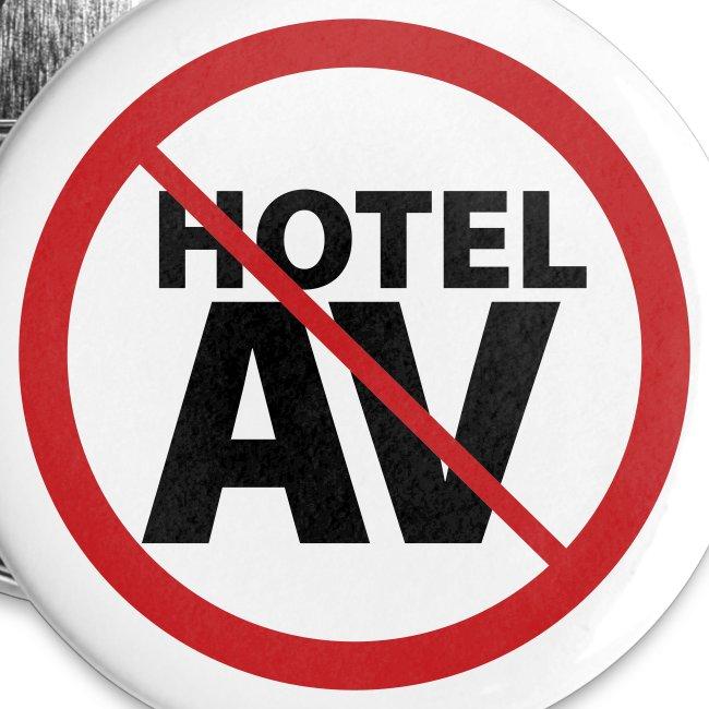 Hotel AV Button