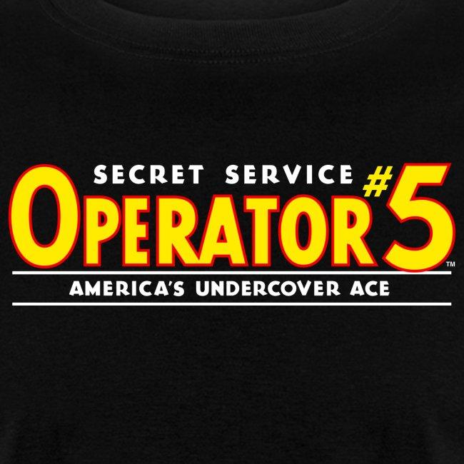 Operator 5 Logo 1936 Tee (M)