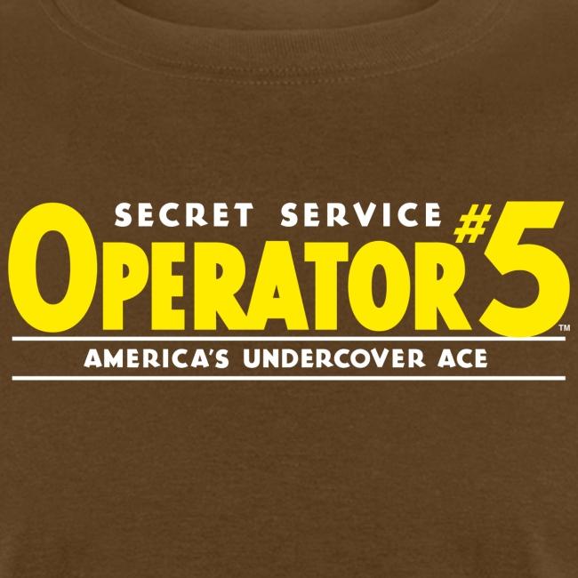 Operator 5 Logo 1934 Tee (M)