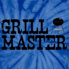 Spider red grill_master (charcoal grilling) T-Shirts