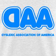 Design ~ Dyslexic Assoc T-Shirt