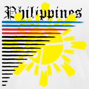 Philippines Pride T-Shirts - Men's T-Shirt by American Apparel