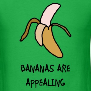 Bananas Are Appealing - Men's T-Shirt