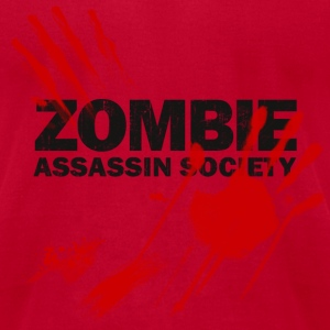 Lemon Zombie Assassin Society  T-Shirts - Men's T-Shirt by American Apparel