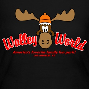 Powder blue Walley World Vacation Long Sleeve Shirts - Women's Long Sleeve Jersey T-Shirt