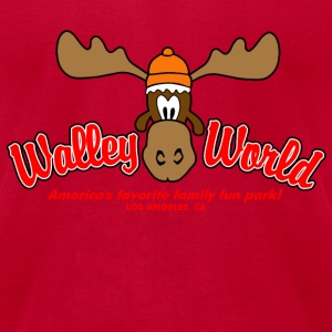 Lemon Walley World Vacation T-Shirts - Men's T-Shirt by American Apparel