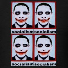 Mens Why So Socialist? Tee