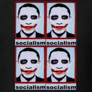 Mens Why So Socialist? Tee - Men's T-Shirt