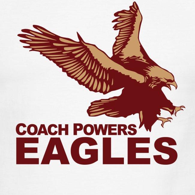 Coach Powers Tee