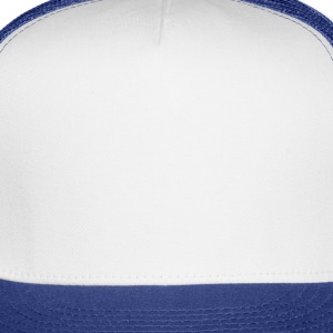 White 10 - birthday Kids' Shirts - Trucker Cap