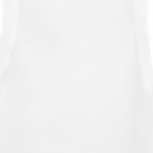 White i love you with me by wam Women's T-Shirts - Adjustable Apron