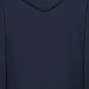 Navy Heart 4 Arcs Random Zip Hoodies/Jackets - Men's Hoodie