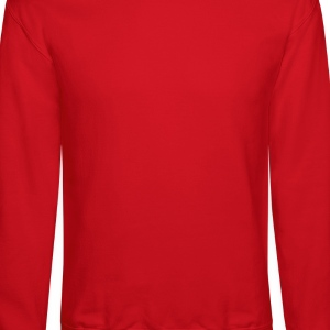 Red seahorse shape whistling love hearts  Accessories - Crewneck Sweatshirt