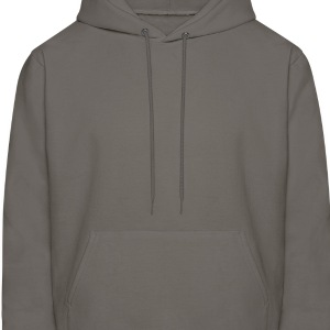 cowboy white shadow - Men's Hoodie