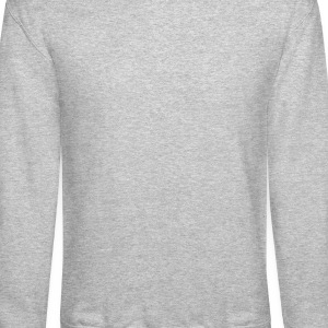 Heather grey loved T-Shirts - Crewneck Sweatshirt