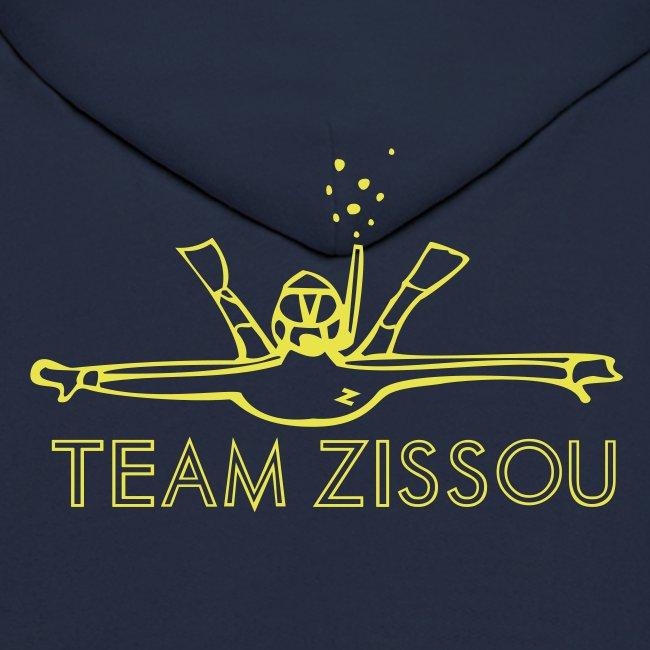 Team Zissou Diver hoody