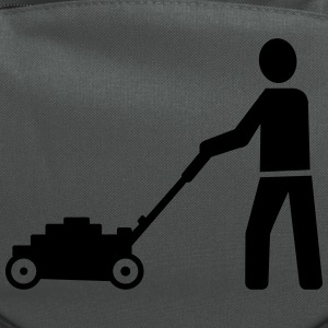 Lawn mower T-Shirts - Computer Backpack