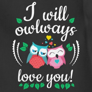 owls Women's T-Shirts - Adjustable Apron