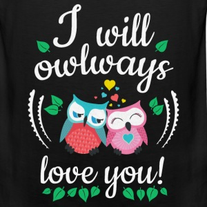 owls Women's T-Shirts - Men's Premium Tank