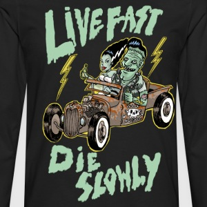 Frank 's hotrod - Men's Premium Long Sleeve T-Shirt