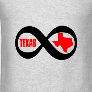 forever texas Sweatshirts - Men's T-Shirt
