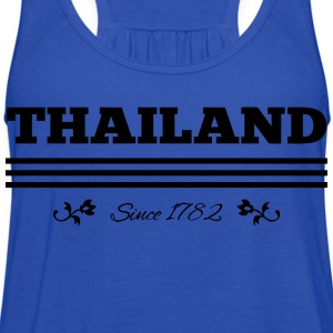 vintage Thailand since 1782 - Women's Flowy Tank Top by Bella