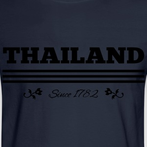 vintage Thailand since 1782 - Men's Long Sleeve T-Shirt
