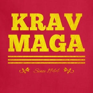 Vintage Golden Krav Maga since 1944 - Adjustable Apron