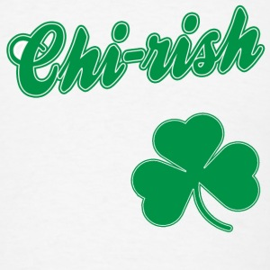 Chi-rish Chicago Irish - Men's T-Shirt