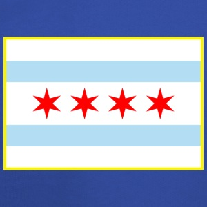 Flag of Chicago - Kids' Premium Hoodie