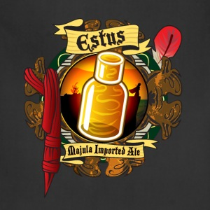 Estus Majula Imported Ale (Dark Souls 2) Women's T-Shirts - Adjustable Apron