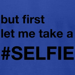 Selfie - Men's T-Shirt by American Apparel