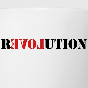 Love Revolution Hoodies - Coffee/Tea Mug