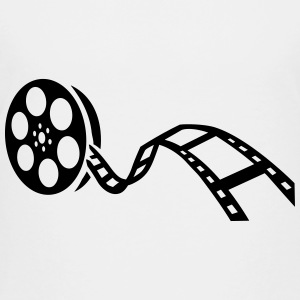 Film reel Kids' Shirts - Toddler Premium T-Shirt