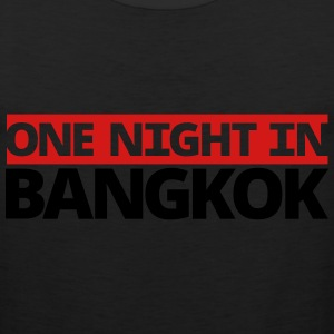 one night in BANGKOK - Men's Premium Tank