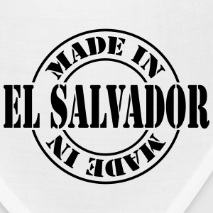 made_in_el_salvador_m1 T-Shirts - Bandana