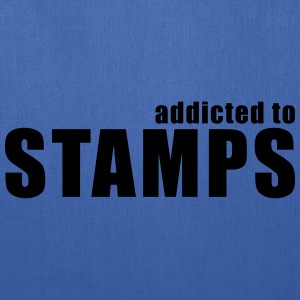 addicted to stamps T-Shirts - Tote Bag