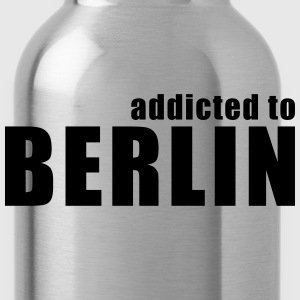 addicted to berlin T-Shirts - Water Bottle