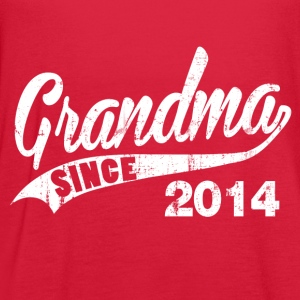 grandma_since_2014 Women's T-Shirts - Women's Flowy Tank Top by Bella